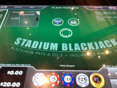 Stadium Gaming at MGM Springfield