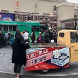 MGM Springfield Food Truck Fridays.