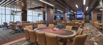 MGM Springfield Poker room