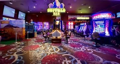 Buffalo Slots by Aristocrat Becomes Buffalo Bar