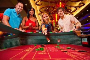 why is the most social game in the casino called craps