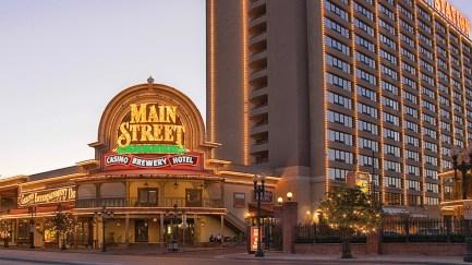 Main Street Station Casino Brewery Hotel