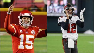 'Twas The Night of Super Bowl LV