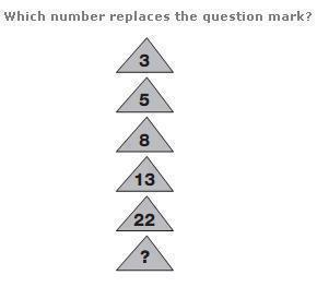 Math Puzzle – Which number replaces