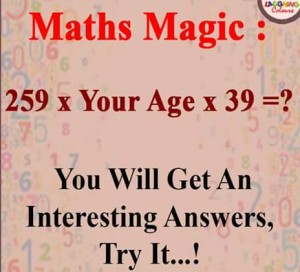 Math Magic Puzzel