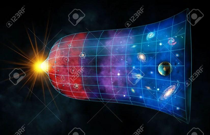 big bang ke pahle kya tha