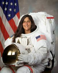 Sunita williams bhartiya astronaut