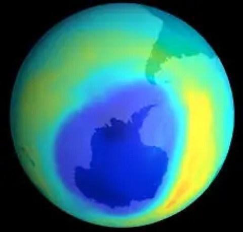 ओजोन परत का ह्रास Ozone layer depletion kya hai