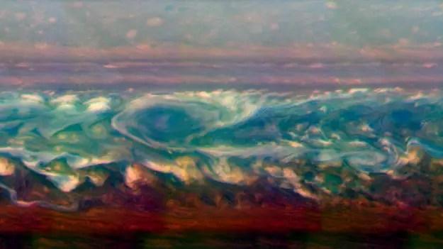 पृथ्वी से भी बड़े तूफान आते हैं शनि ग्रह पर
