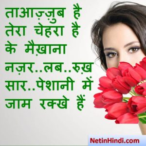 Hindi Shayari - love shayari sad shayari on all topics