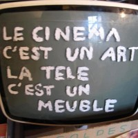 Cinéma, Art et télévision...