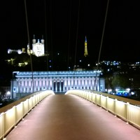 #Lyon ma ville, Day by night