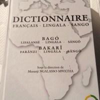 """Parlez-vous africain? Le Dictionnaire """"Français-Lingala-Sango"""" est enfin dispo..."""