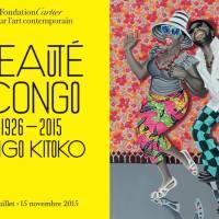 Le Congo? #Cébo et très Kitoko ... Expo, Fondation Cartier, Paris...