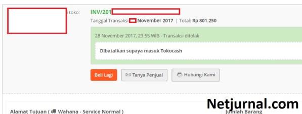 Trik Top-up Saldo Tokopedia, Tokocash dan Buka Dompet Bukalapak 2018 1