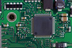 Computer Chip Board