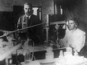 Madame Curie photo
