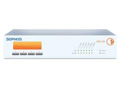 Sophos RED 50 appliance,1-year warranty with multi-region power adapter