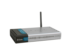 D-Link DSL-G624T Wireless ADSL Gateway (Modem/Router/Wifi)