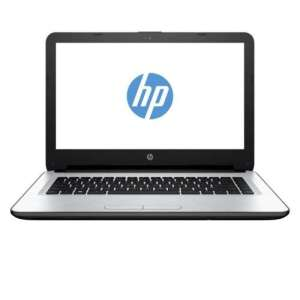 """HP Notebook 14-ac006ne Core I3-4005U,4GB RAM,500 GB RAM,15.6"""",Win 8,White"""