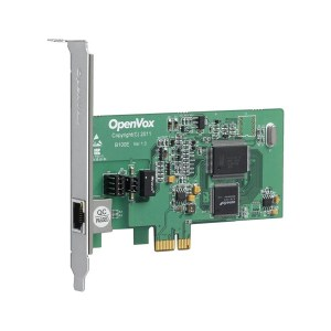 Openvox Telephony card B100E