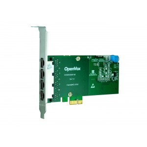 Openvox Telephony Card D430E