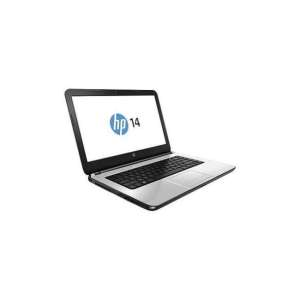 "HP Notebook 14-r210ne Core i3-4005U,4 GB RAM ,500 GB RAM,14"",Win8.1,White"