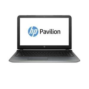 "HP Pavilion Notebook - 15-ab222ne Core i7-5500U,6GB RAM,1TB RAM,2GB VGA,15.6"",Win 10,Silver"