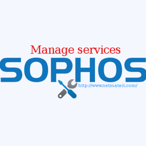 Sophos Firewall Standard Management Service, SG 500 Series