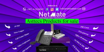 Giving Business a voice with Solutions for Enterprises-Asttecs in Dubai By Netmate