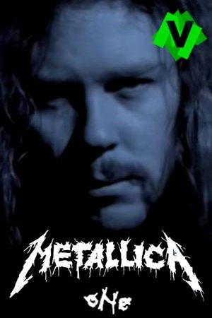Primer plano de la cara del cantante de Metallica