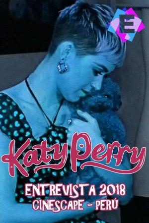Katy Perry - En Cinescape Entrevista. Katy Perry - En Cinescape. Entrevista Katy Perry con motivo de su gira por Perú pasa por los micrófonos de Cinescape. Acompañada de su perro Nuggets contesta a las preguntas de Chiara Pinasco. Katy Perry con su perro nugget abrazados