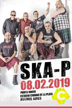 Ska-P - Estadio De La Ciudad De La Plata
