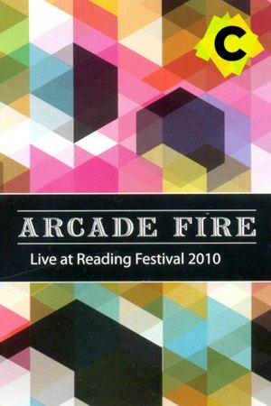 Arcade Fire - Reading Festival. figuras geométricas de colores
