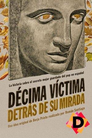 Décima Víctima - Detrás De Su Mirada. cara estatua de piedra