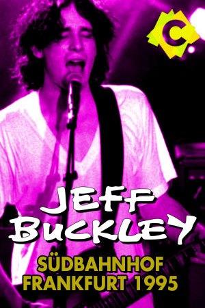 Jeff Buckley - Aus Dem Südbahnhof,. jeff buckley camiseta blanca y luces moradas