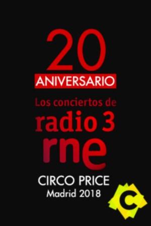 20 Aniversario De Los Conciertos De Radio 3