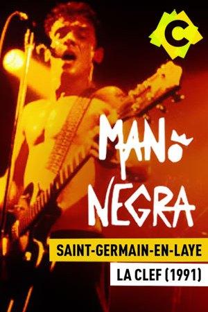Mano Negra - Concierto Saint-Germain-en-Laye (La Clef) 1991