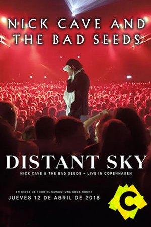 Nick Cave & The Bad Seeds - Concierto Distant Sky, Copenhagen 2018