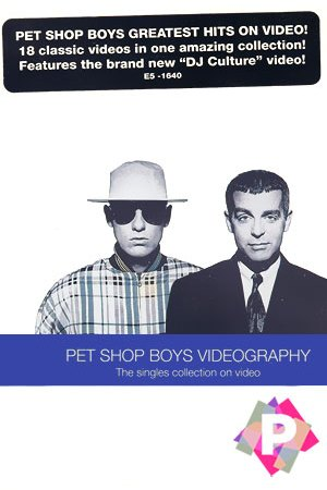 Pet Shop Boys - Videography (The Singles Collection On Video)