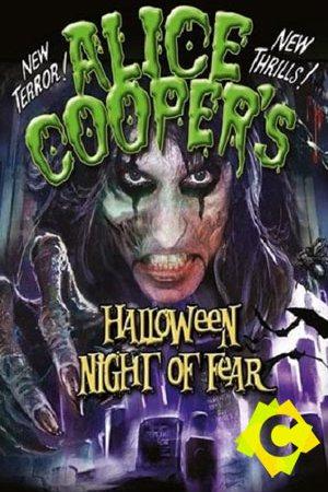 Alice Cooper - Concierto Halloween Night Of Fear 2011