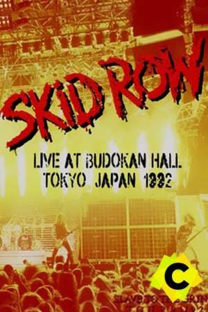 Skid Row - Concierto Live At Japan Budokan 1992