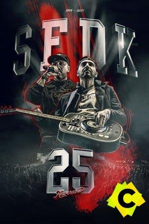 SFDK - Concierto 25 Aniversario, Sevilla 2019