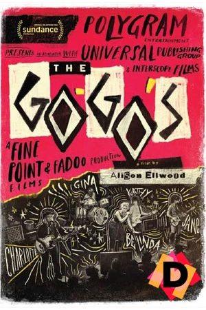 The GO-GO's (Documental) portada