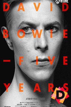 David Bowie - Five Years (Documental)