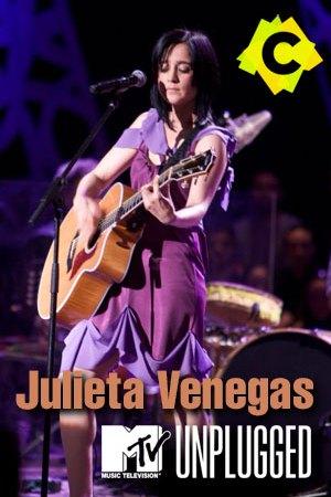 Julieta Venegas - Concierto MTV Unplugged 2008