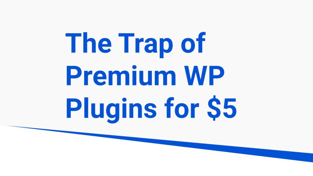 premium plugins trap