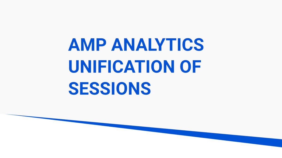 amp analytics