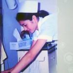 看護学生時代