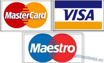Какими картами можно платить на Алиэкспресс